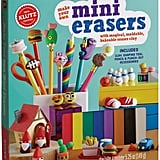 Klutz Make-Your-Own Mini Erasers Kit