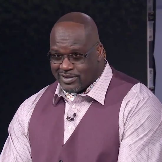 Shaq Grew Out His Hairline After Losing a Bet to Dwyane Wade