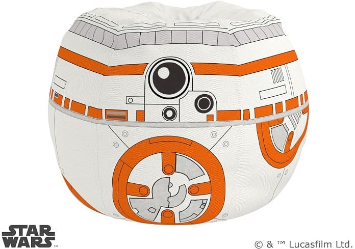 Star Wars BB-8 Anywhere Beanbag