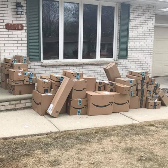 Amazon Prime April Fool's Day Prank