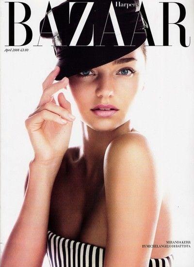 April 2008: Harper's Bazaar UK