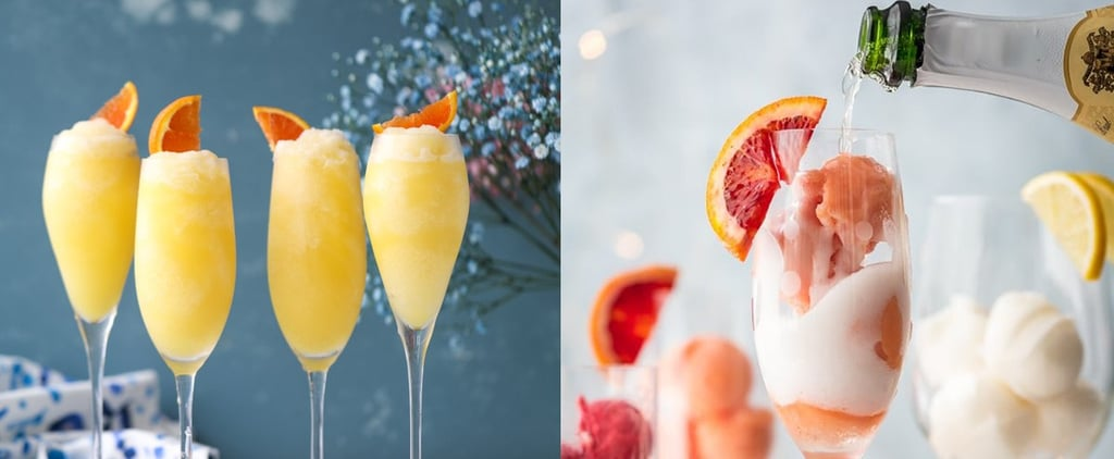 Mimosa Cocktail Recipes