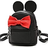 Sunwel Fashion Cartoon Ears Cute Bow Travel Small Backpack