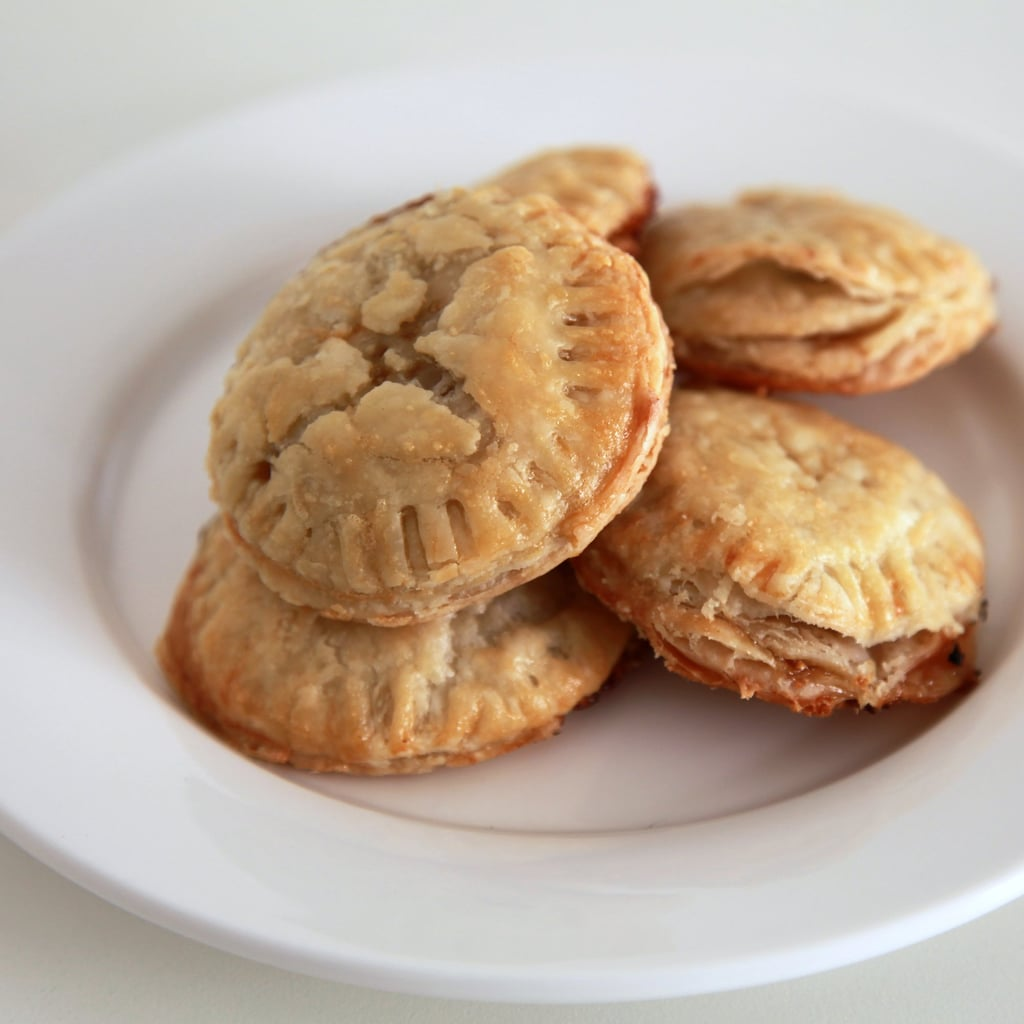 Brie and Fig Preserve Pie Bites