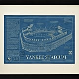 For the Baseball Fan: A Ballpark Blueprint