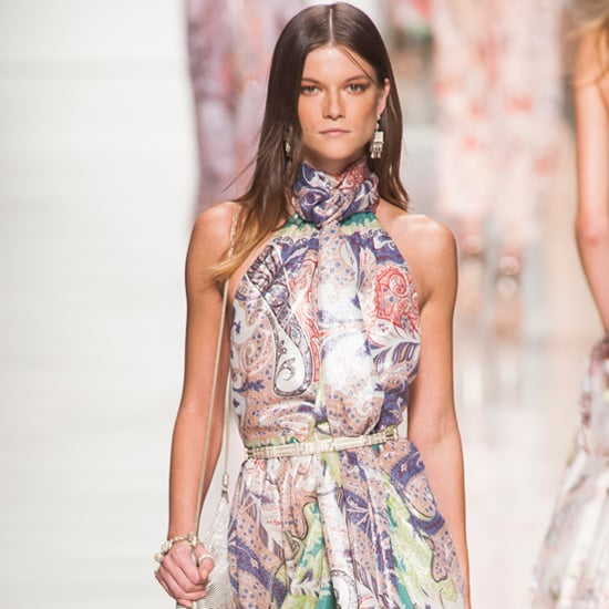 2014 Spring Milan Fashion Week: Etro Full Runway Collection