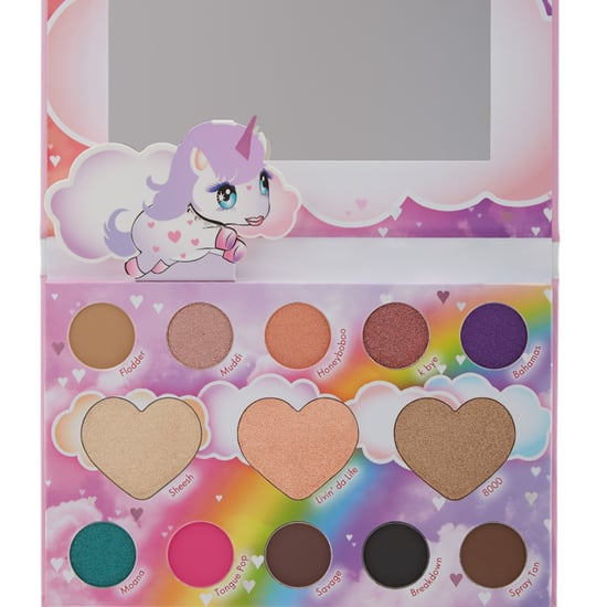 BH Cosmetics Unicorn Palette Marvyn Macnificent