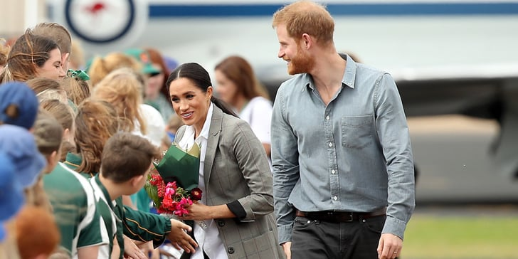 Meghan Markle, a Supportive BFF, Wore a Serena Williams Jacket During Her Royal ...