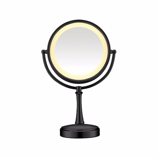 Conair Black Touch-Control Lighted Makeup Mirror Giveaway