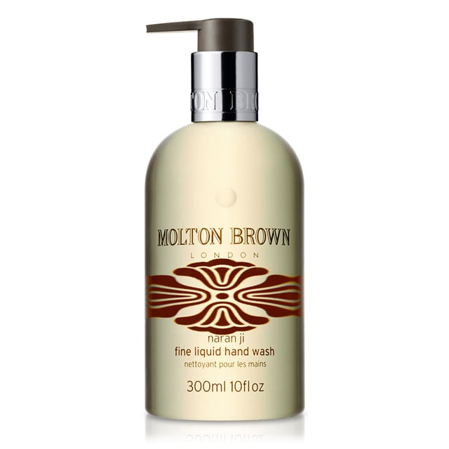If I could have a lifetime supply of this Molton Brown Naran Ji Hand Wash ($28), I would be undeniably happy. I am secretly obsessed with luxurious hand soaps — a very particular obsession, I know — and there is none that feels better, or smells better, as you're scrubbing up.