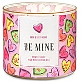 Bath and Body Works Candy Hearts Be Mine 3-Wick Candle