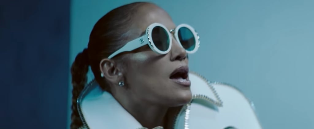 "Jennifer Lopez in the ""Te Bote 2"" Music Video"