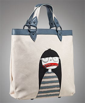Marc by Marc Jacobs Miss Marc Canvas Tote: Love It or Hate It?