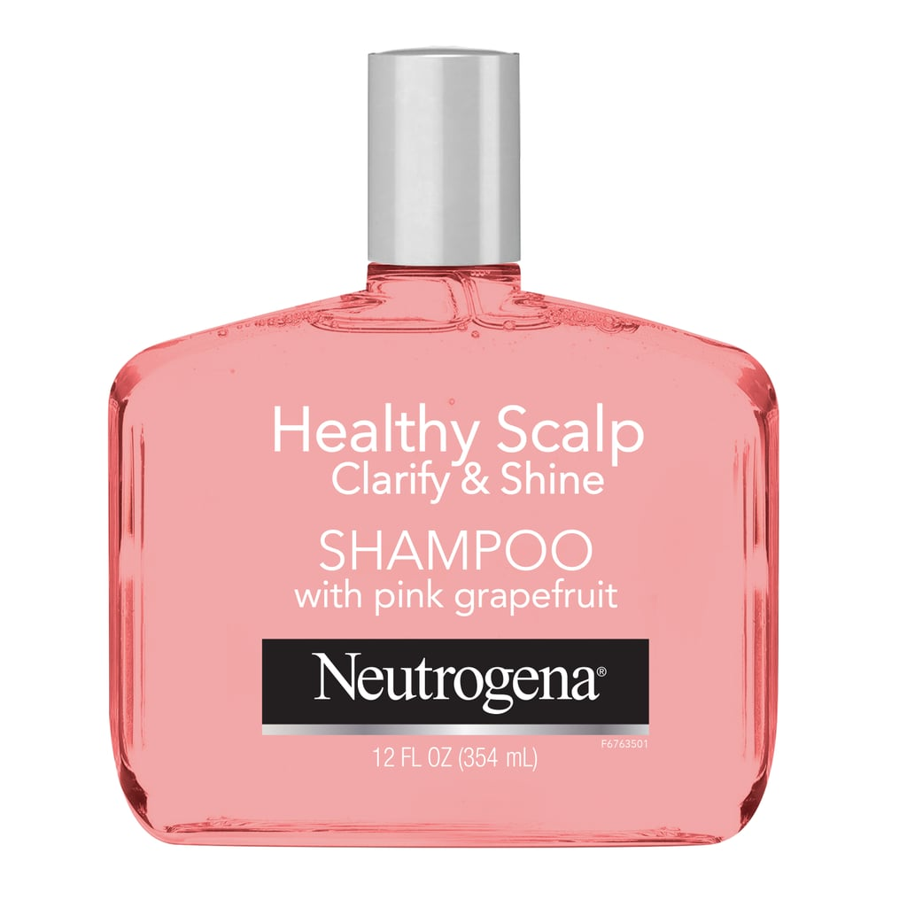 Neutrogena Exfoliating Shampoo for Oily Hair & Scalp With Pink Grapefruit