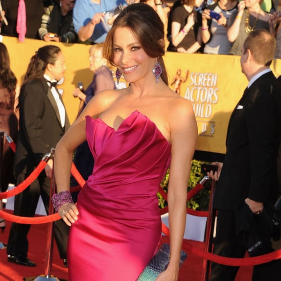 SAG Awards Red Carpet 2012 Pictures
