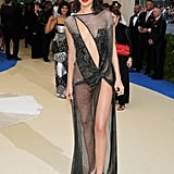 Kendall Jenner Wore a Nearly Naked La Perla Gown