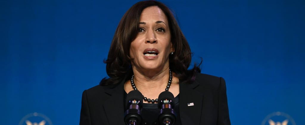Capitol Riot: Kamala Harris Calls Out Unequal Justice System