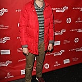 Michael Cera premiered his new movie Crystal Fairy on Friday at Sundance.