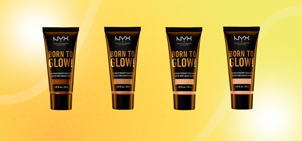 NYX Born to Glow! Naturally Radiant Foundation Review