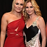 Lindsey Vonn and Jennifer Nettles