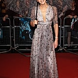 In 2009, Emma showed up to the UK premiere of Harry Potter and the Half-Blood Prince wearing a vintage Ossie Clark gown.