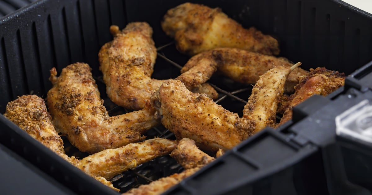 How to Make Your Fried-Chicken Leftovers Crispier Than Ever With an Air Fryer