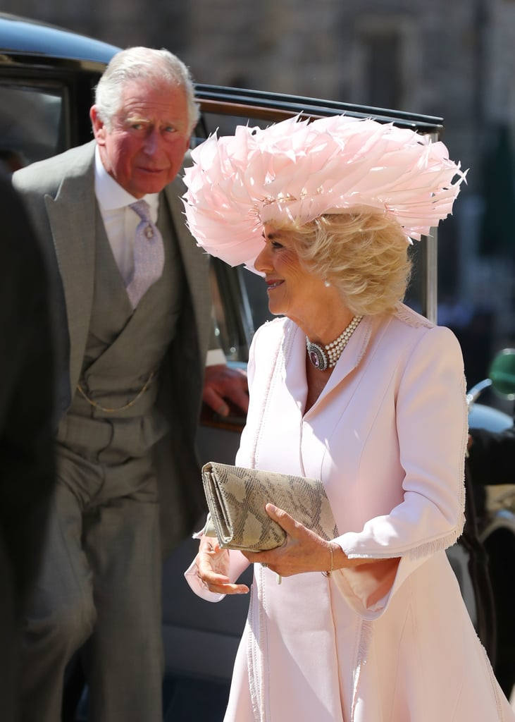Prince Charles, Prince of Wales; and Camilla, Duchess of Cornwall