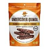 Undercover Quinoa Dark Chocolate + Seeds Snacks
