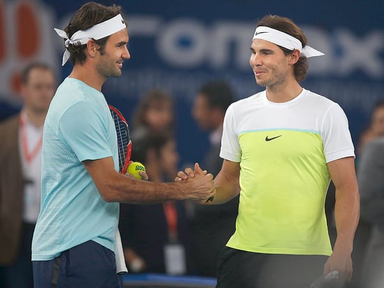 Roger Federer and Rafael Nadal Put Rivalry Aside to Team Up for Laver Cup