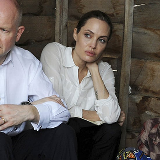 Angelina Jolie Visits the Democratic Republic of Congo