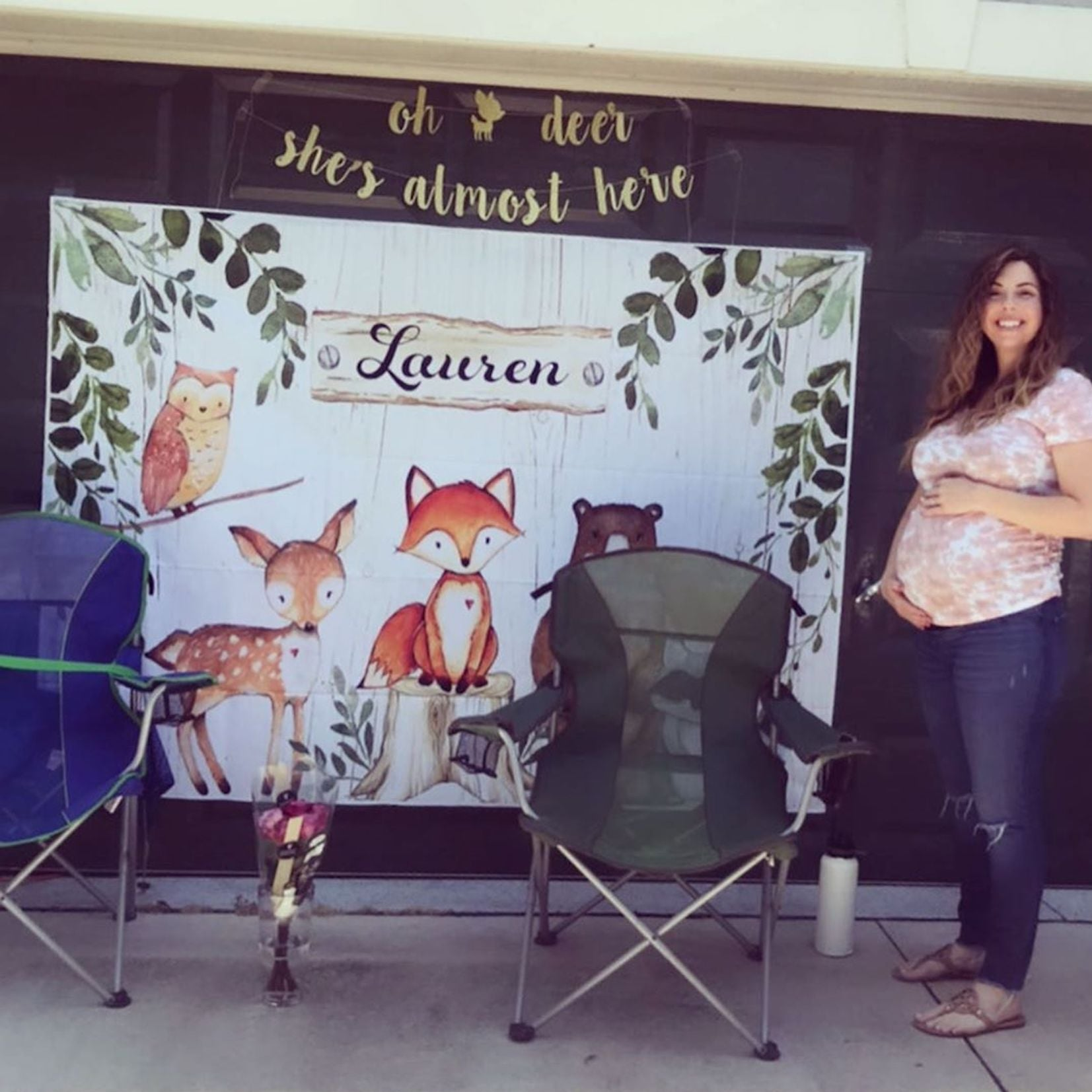 Drive By Baby Shower Ideas Popsugar Family