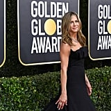 Jennifer Aniston at the 2020 Golden Globes