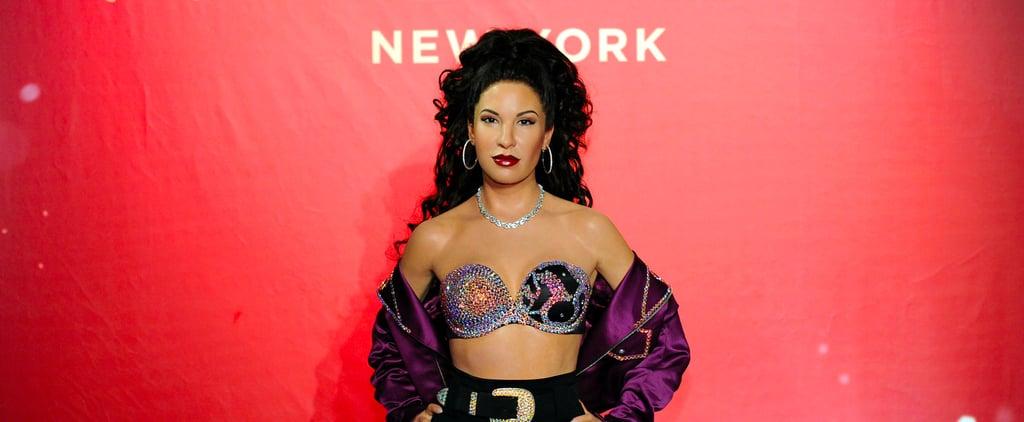 Suzette Quintanilla Selena Wax Figure Interview