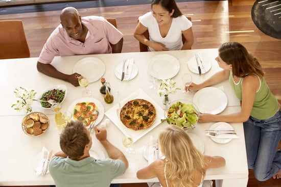 Rule #58: Do All Your Eating at a Table