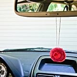 DIY Felt Flower Air Freshener
