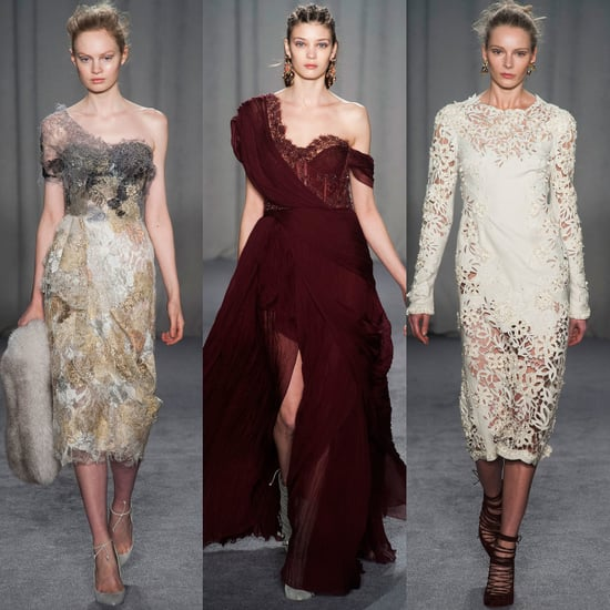 Marchesa Fall 2014 Runway Show | New York Fashion Week