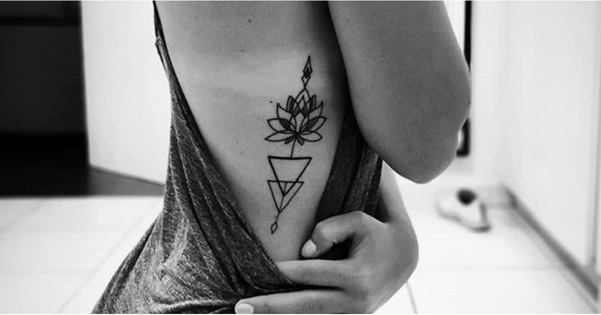 Sexy Side Tattoos Popsugar Beauty