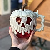 You can stay hydrated with Snow White poison apple mugs.
