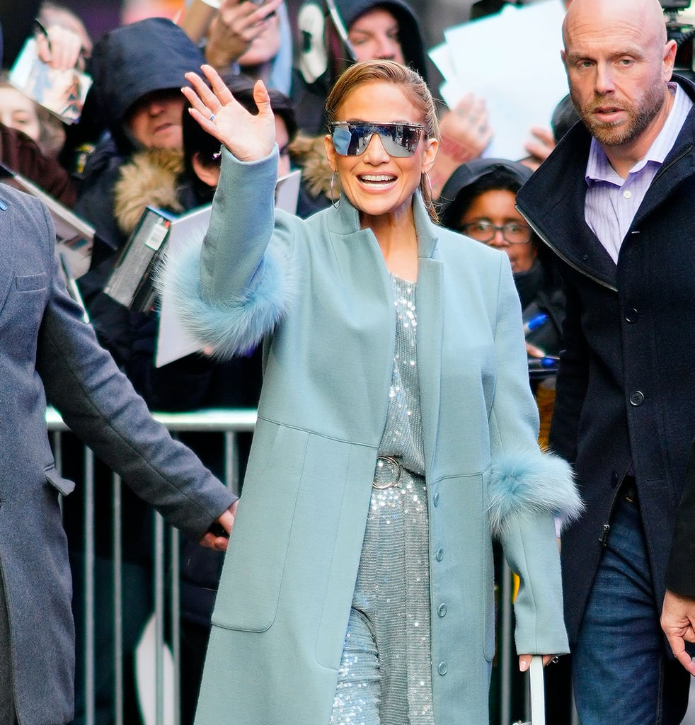 Jennifer Lopez, Queen of Glam, Found the Sparkliest Jumpsuit For You to Wear on NYE
