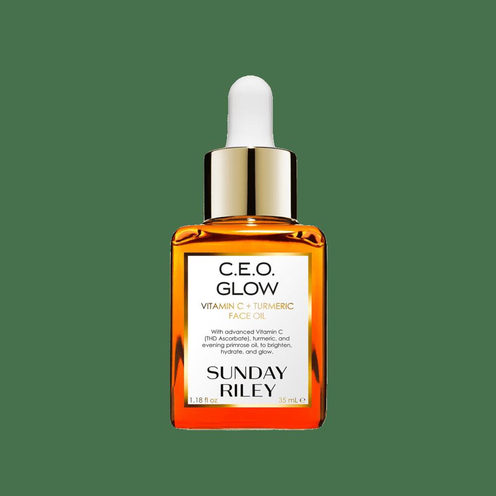 Sunday Riley C.E.O. Glow Vitamin C and Turmeric Face Oil
