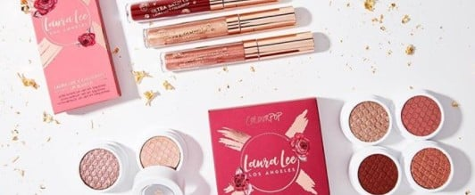 ColourPop Collaboration Laura Lee Los Angeles