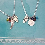 Steve Rogers and Sam Wilson BFF Necklaces