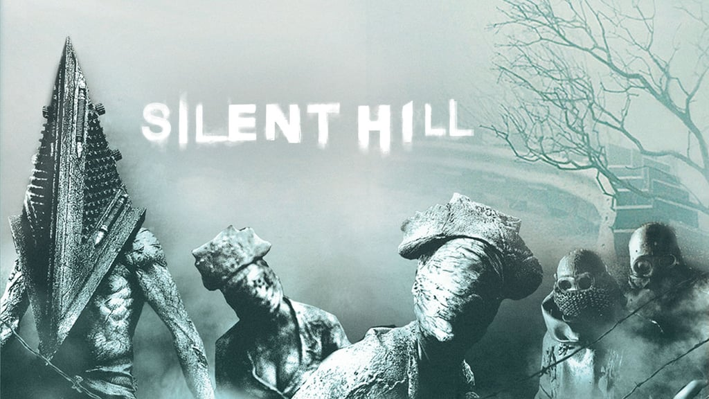 Silent Hill Available To Download Horror Films On Netflix Uk