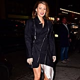 Blake Lively Cinderella Outfit on Instagram 2019