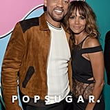 Pictured: Halle Berry and Will Smith