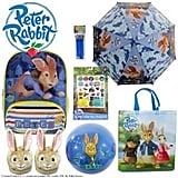 Peter Rabbit Showbag ($28) Includes:  Umbrella  Slippers  Ball