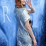 Sophie Turner at the Game of Thrones Season 7 Premiere in 2017