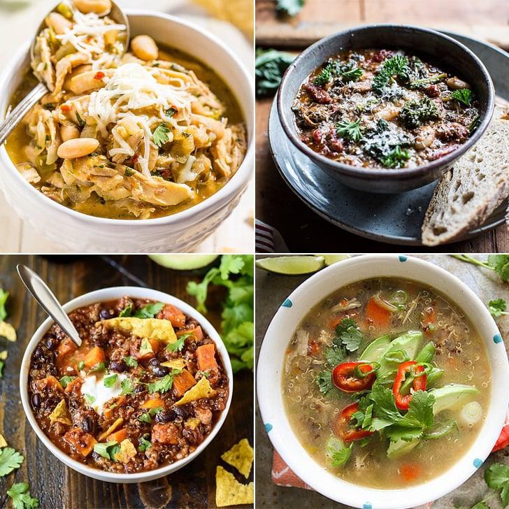 Healthy Chili Recipes — Paleo to Vegan