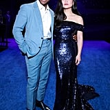 John Boyega and Kelly Marie Tran at the Star Wars: The Rise of Skywalker Premiere in LA