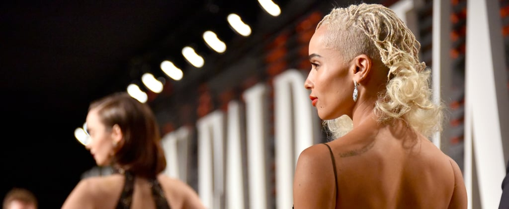 Zoë Kravitz's Oscars Look Was So Damn Gorgeous, We're Actually Breathless